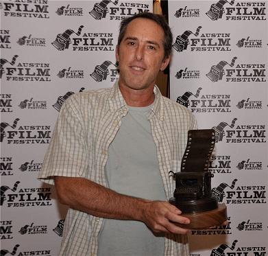 Austin Film Festival - Bronze Typewriter